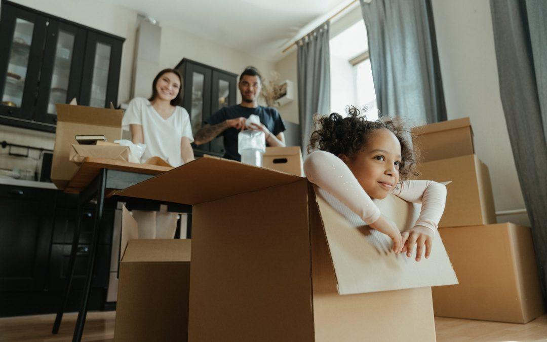 Tips voordat je gaat verhuizen